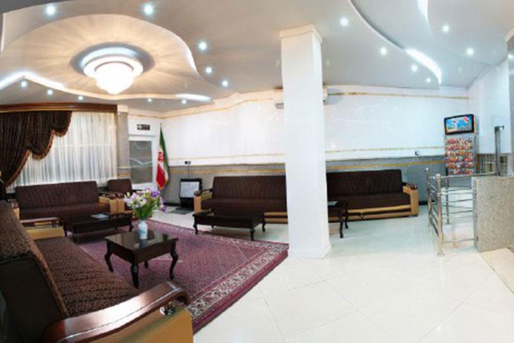 Ghods Hotel in Mashhad