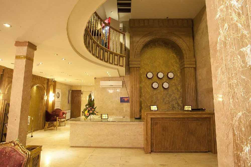 Haft Aseman Hotel in Mashhad