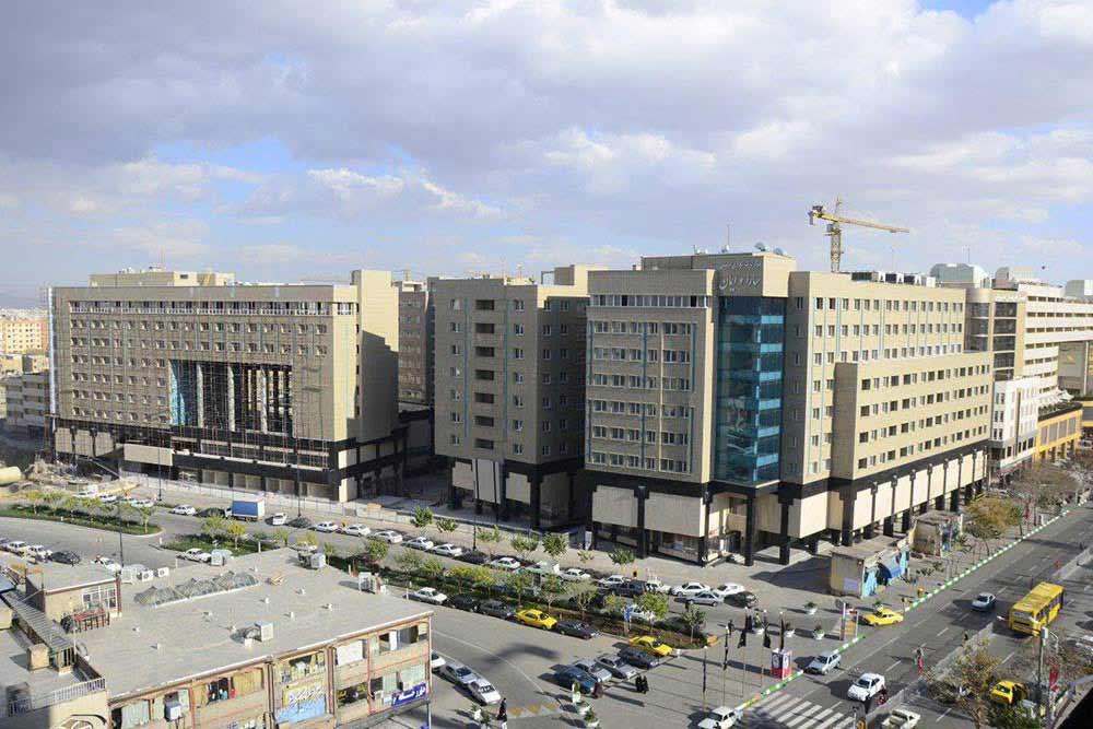 Hayat Apartment Hotel in Mashhad