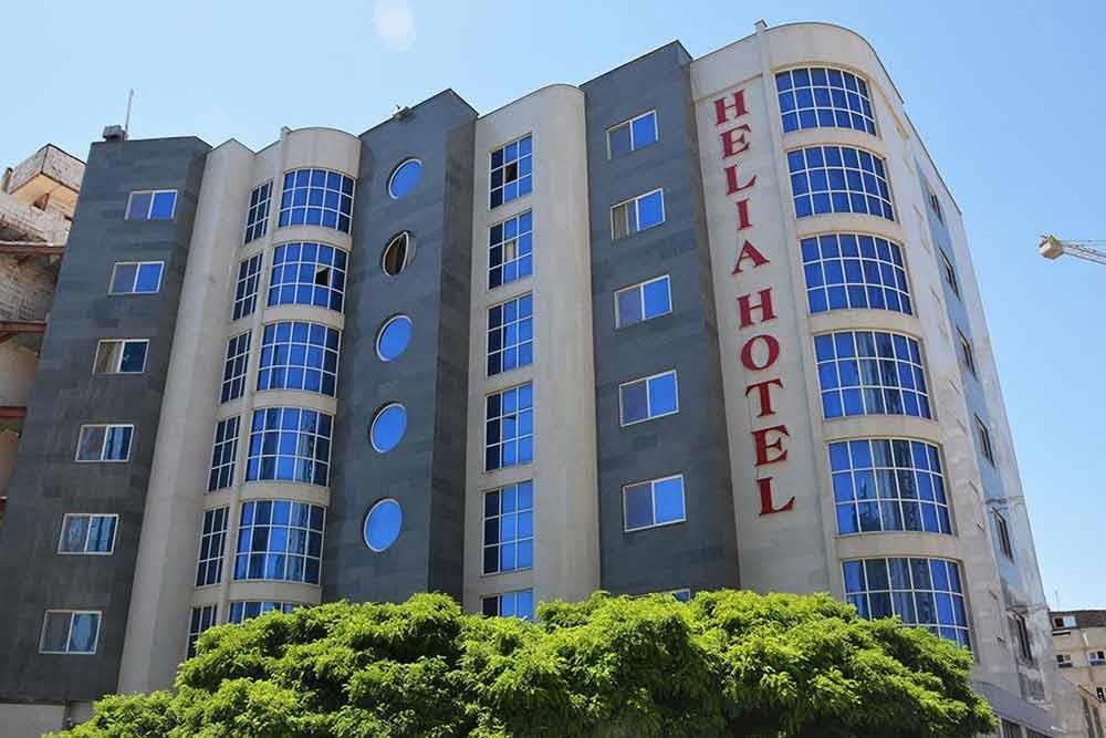 Helia Hotel in Mashhad