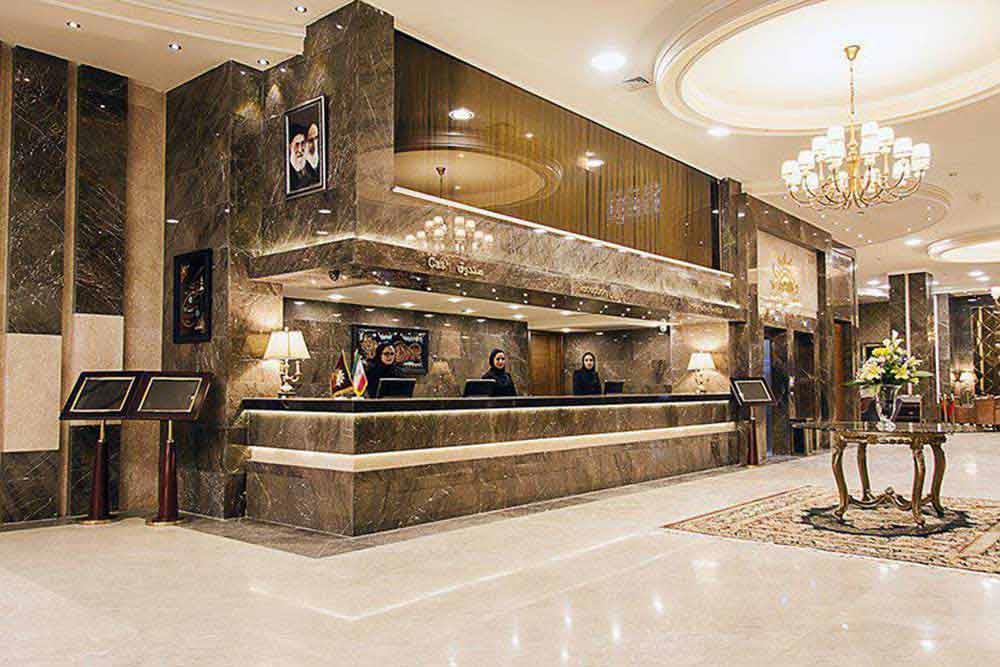 Iran zamin Hotel in Mashhad