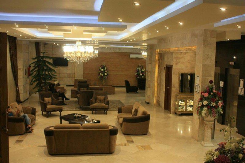Isatis Hotel in Mashhad