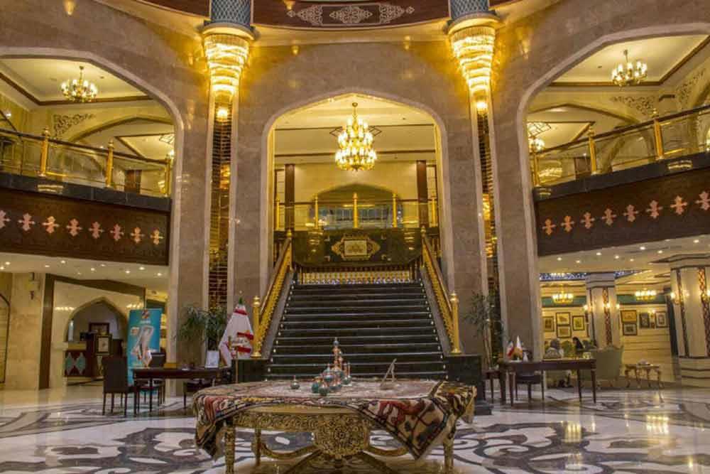 Madinah Al Reza Hotel in Mashhad