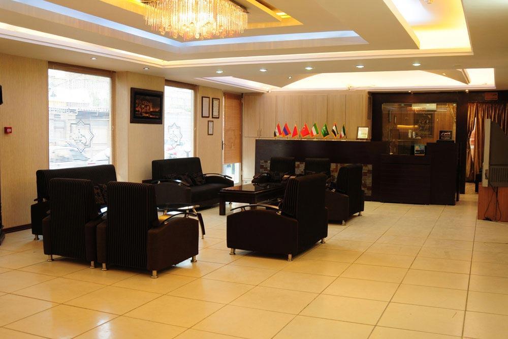Mavadat Apartment Hotel in Mashhad