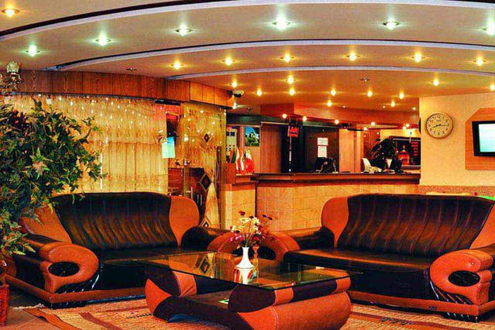 Mizban Apartment Hotel in Mashhad