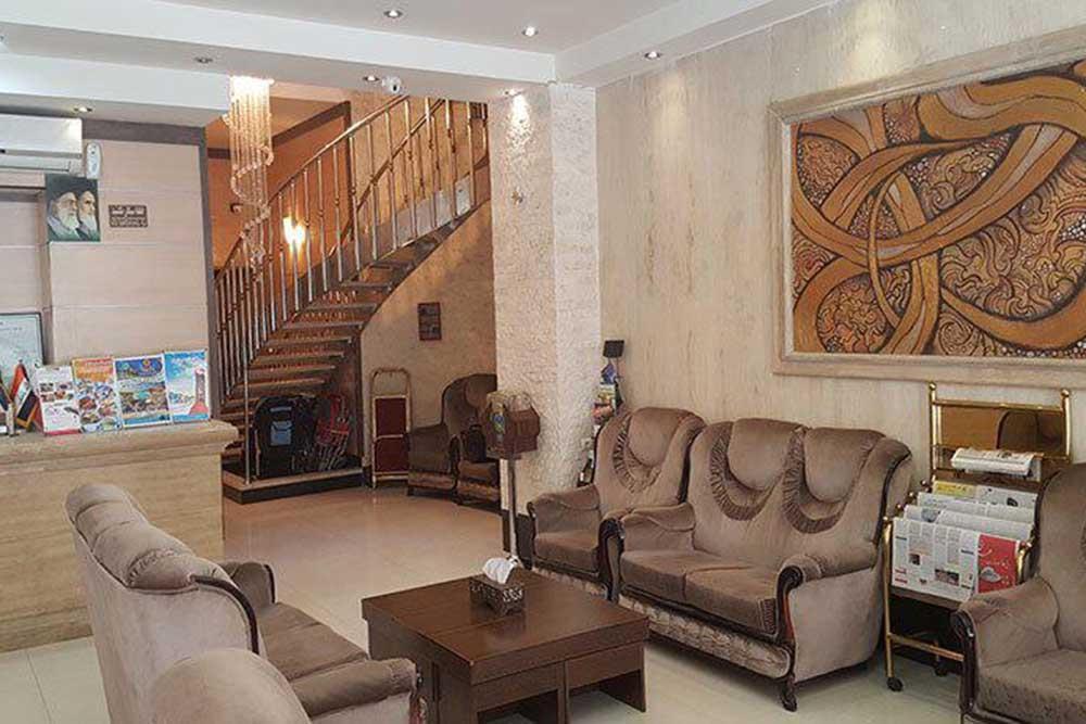 Moin Darbari Apartment Hotel in Mashhad