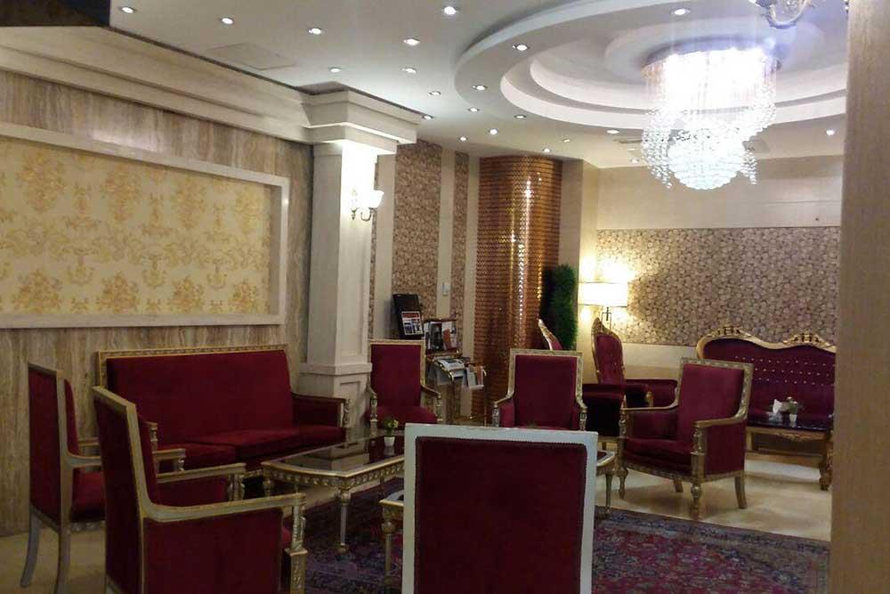 Monji Hotel in Mashhad