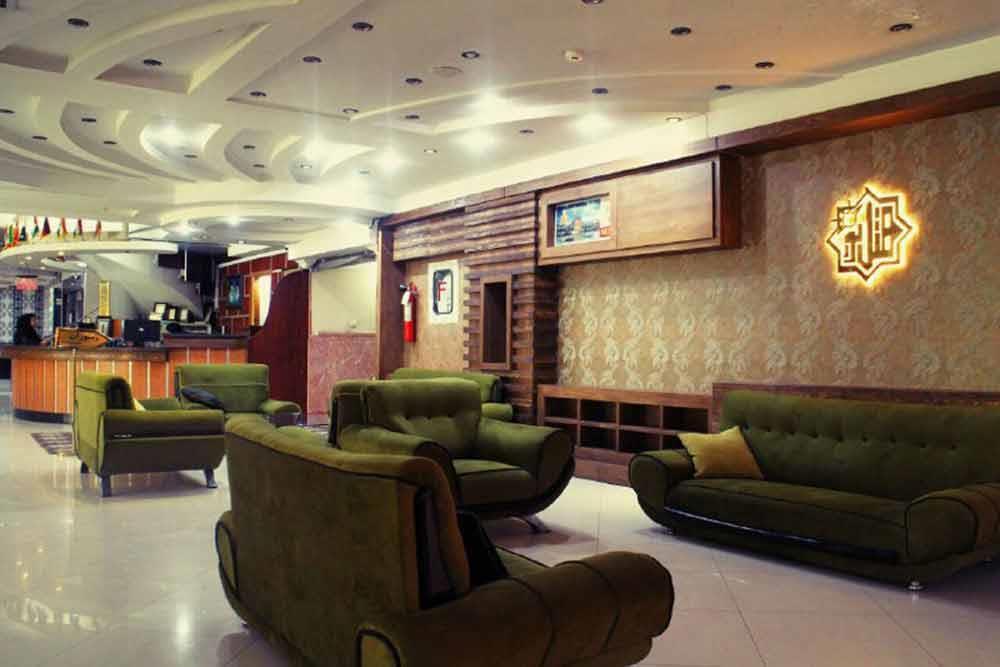 Noor Hotel in Mashhad
