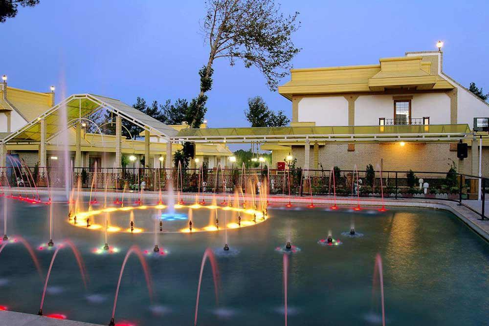 Parsian Tourist Toos Hotel in Mashhad