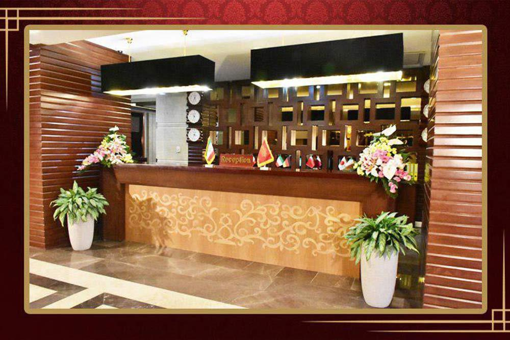 Parsis Hotel in Mashhad