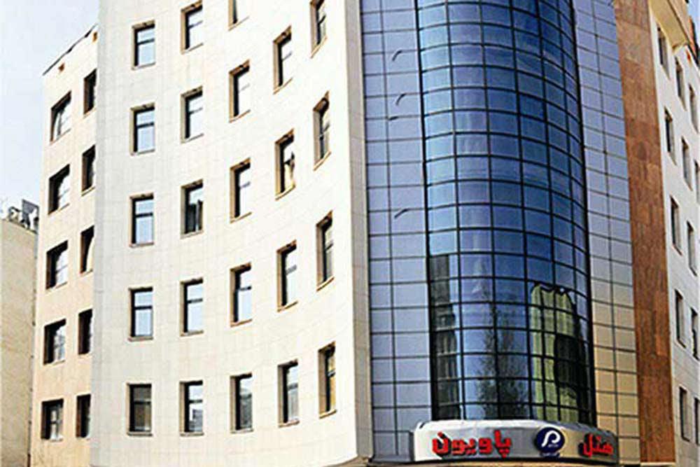 Pavion Apartment Hotel in Mashhad