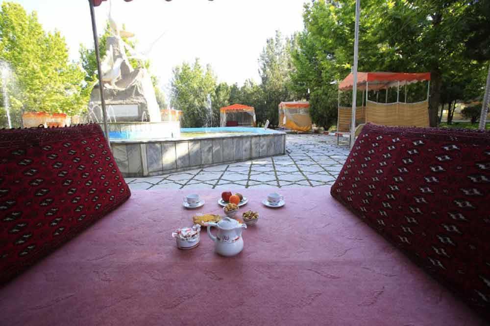 Samen Hotel in Mashhad