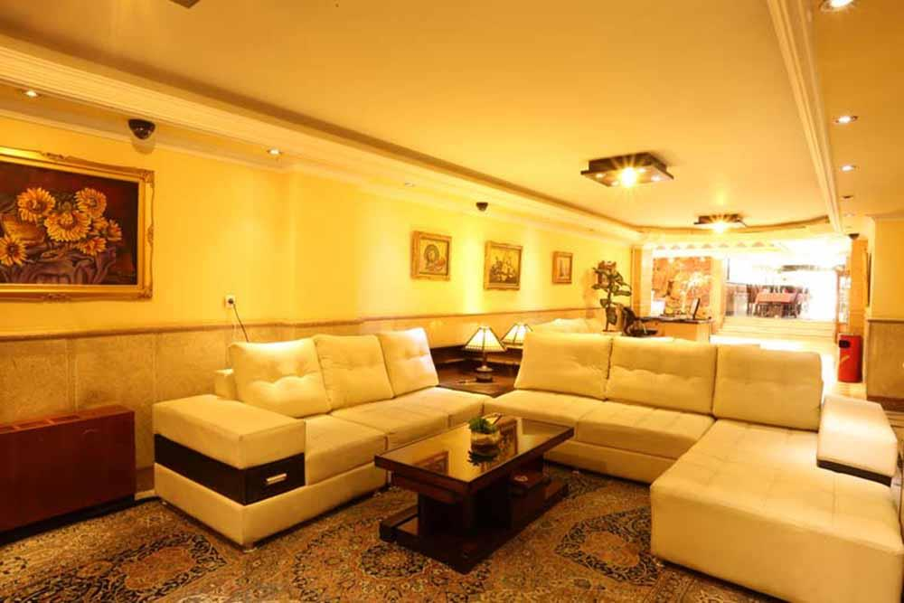Seebarg Hotel in Mashhad