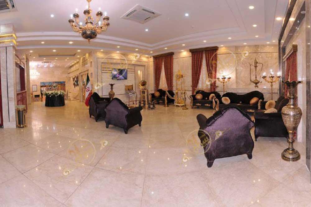 Seraj Hotel in Mashhad