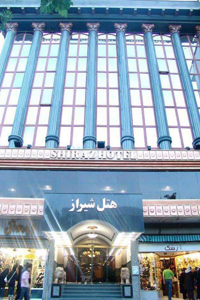 Shiraz Hotel in Mashhad