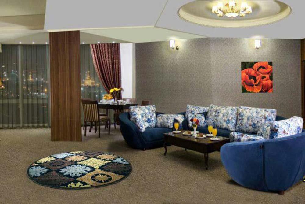 Sinoor Grand Hotel in Mashhad