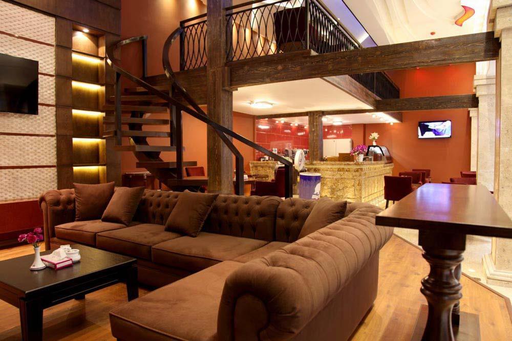 Tara Hotel in Mashhad
