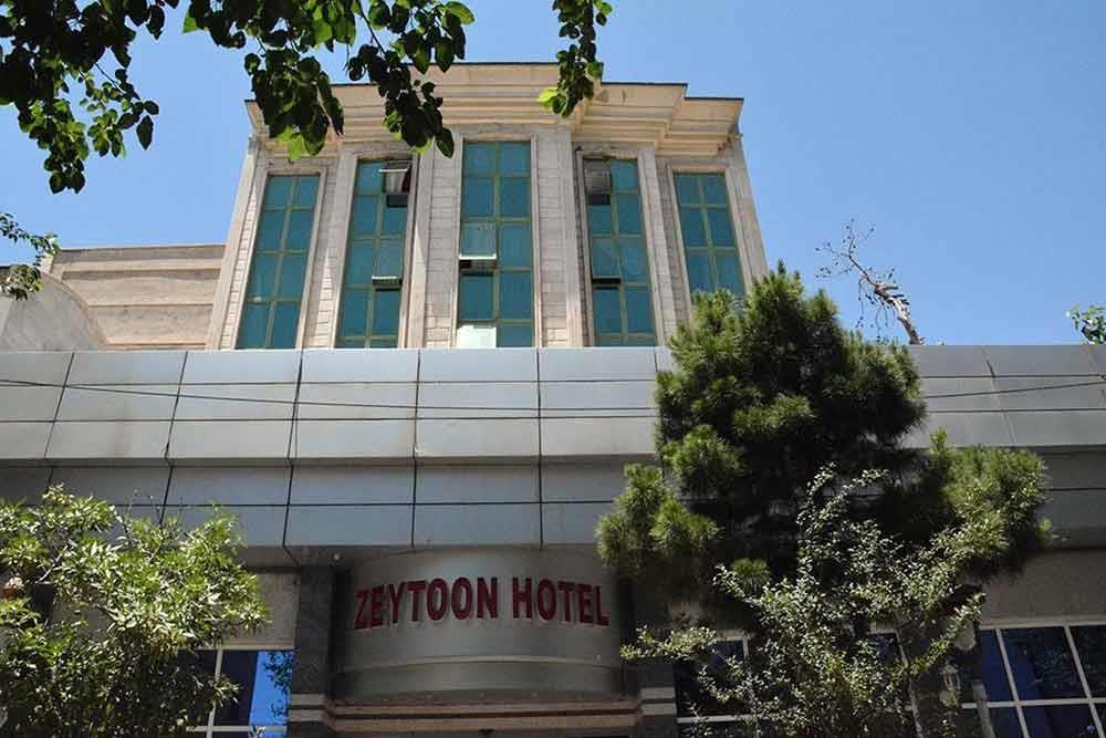 Zeitoon Hotel in Mashhad