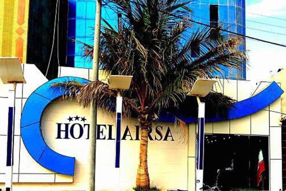 Airsa Apartment Hotel in Qeshm