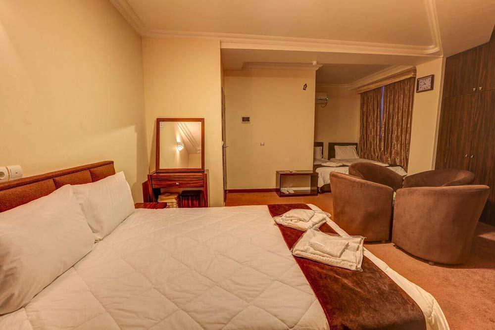 Alvand Hotel in Qeshm