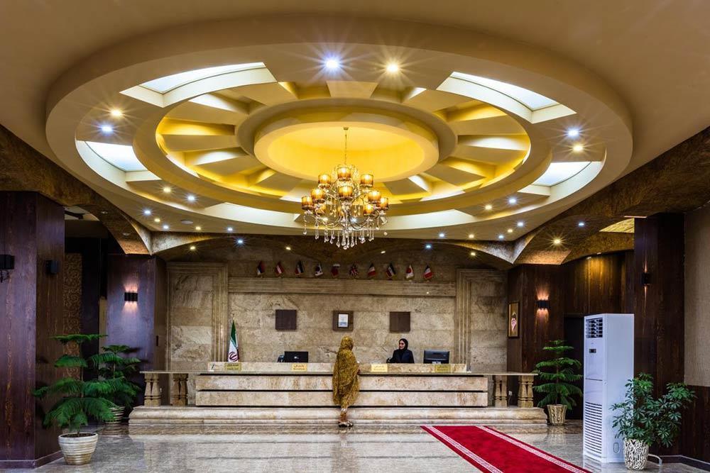 Arta Hotel in Qeshm