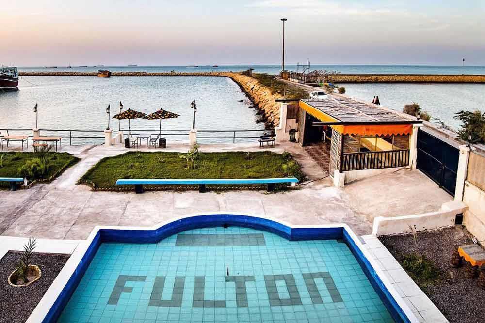 Fulton Hotel in Qeshm