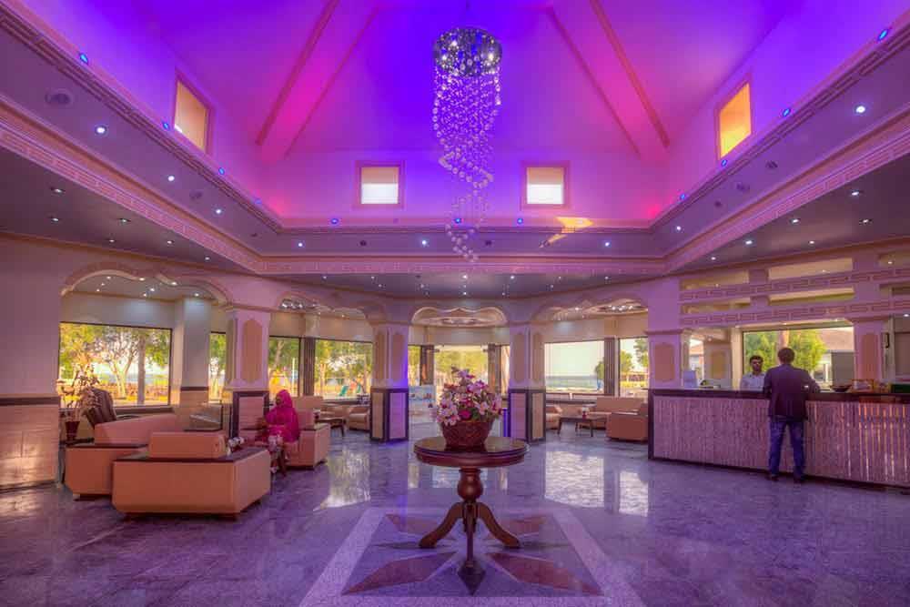 Golden Beach Hotel in Qeshm