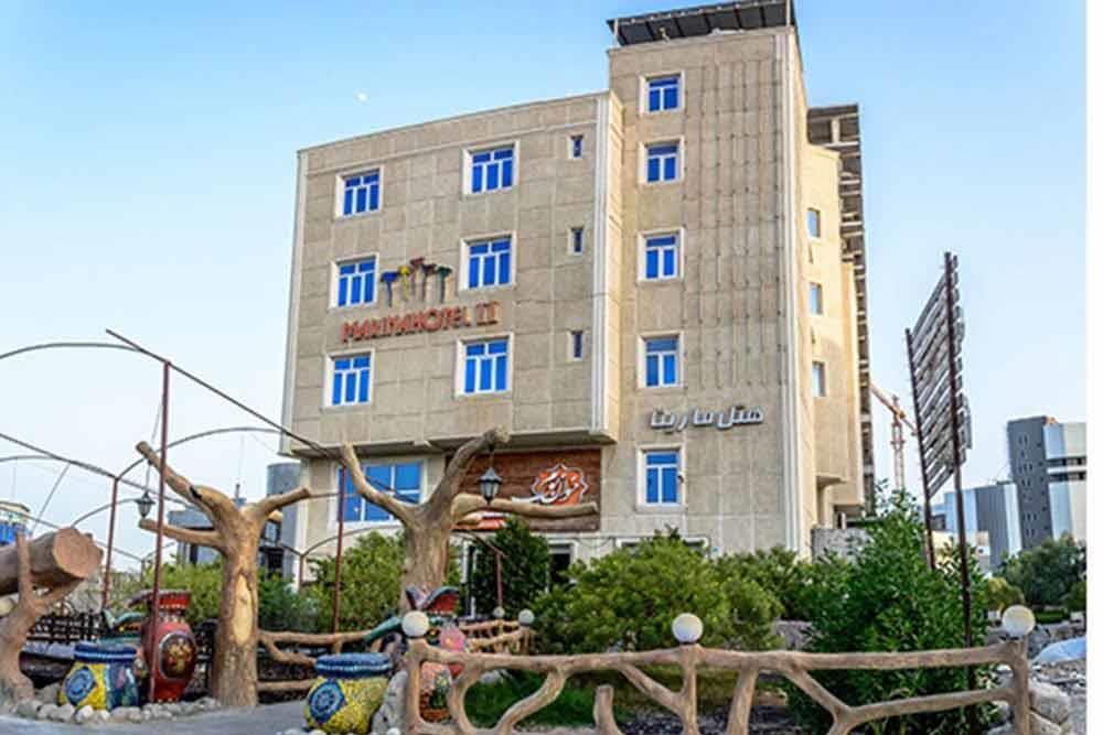 Marina 2 Hotel in Qeshm