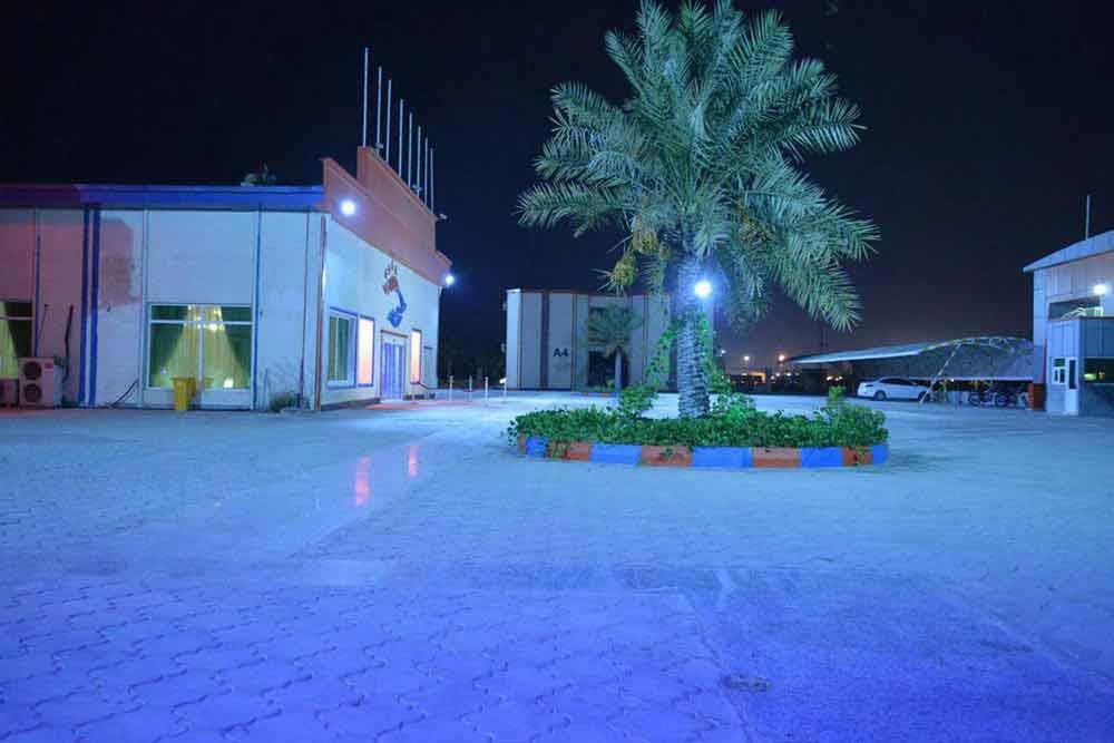 Persian Gulf Waterside Hotel in Qeshm