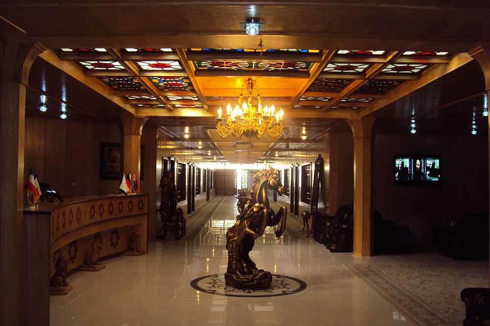 Safir Apartment Hotel in Qeshm