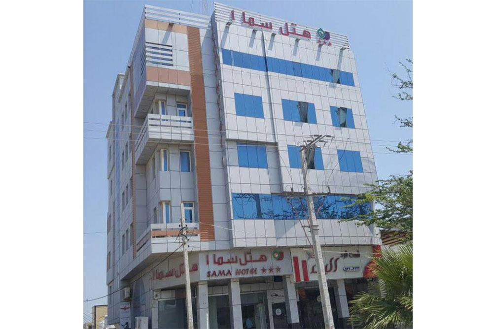 Sama 1 Apartment Hotel in Qeshm
