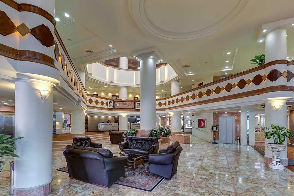 International Hotel in Qom