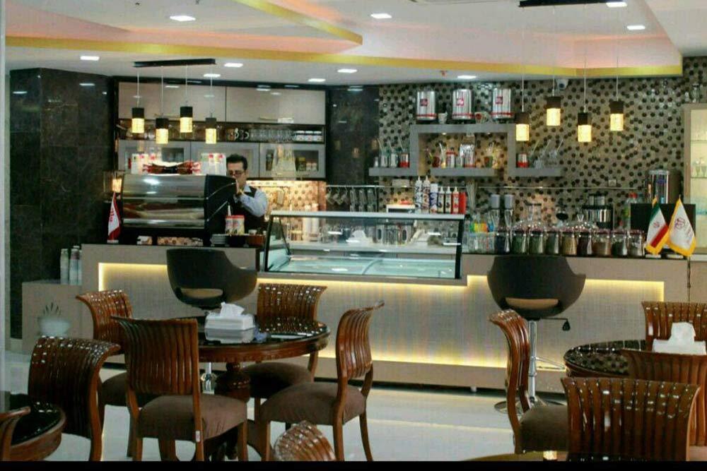 Mahsan Hotel in Qom