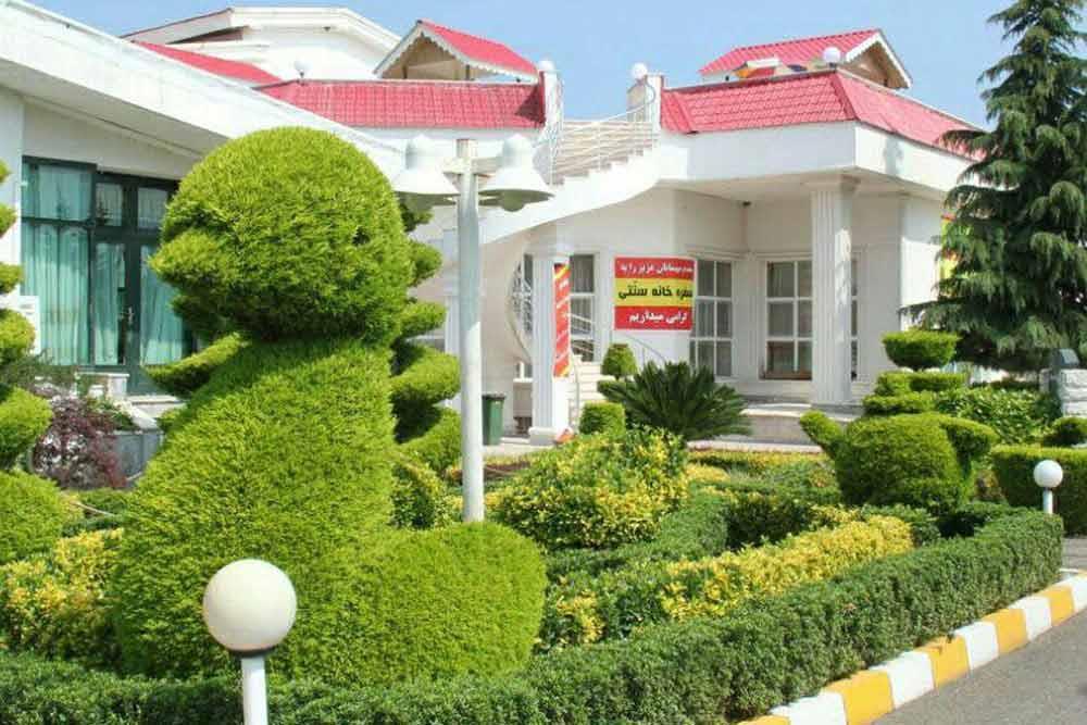Ahuan Hotel in Ramsar