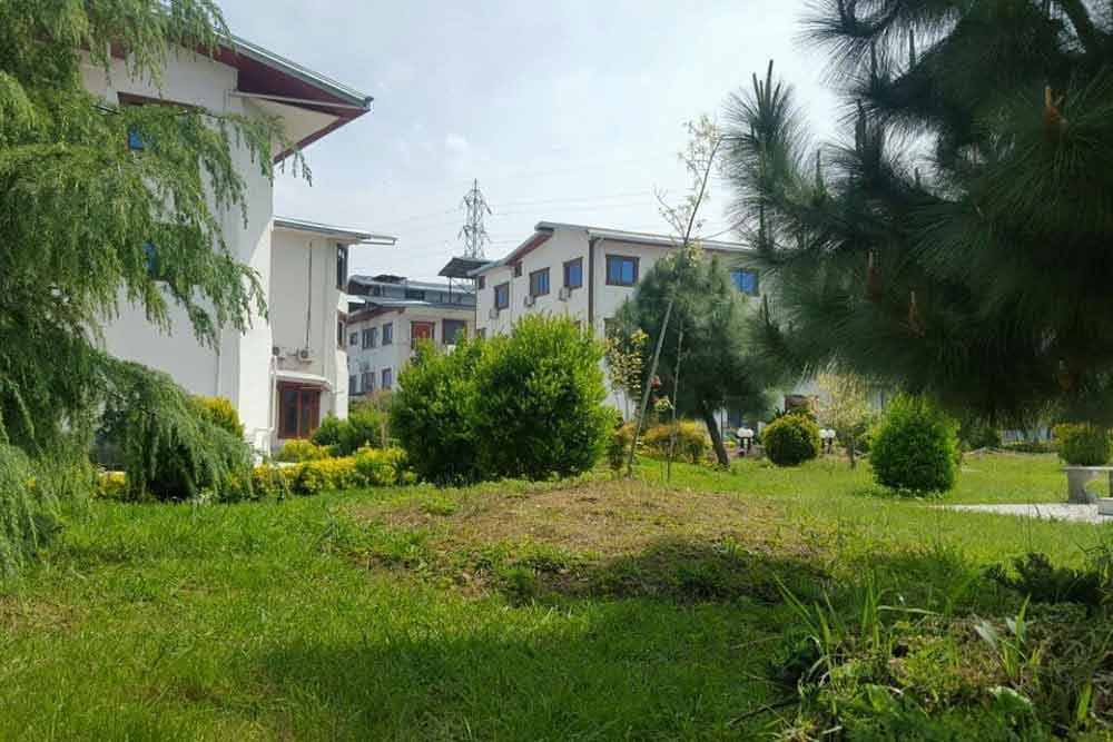 Malekshah Hotel in Ramsar