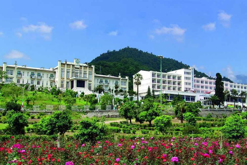 Parsian Hotel in Ramsar
