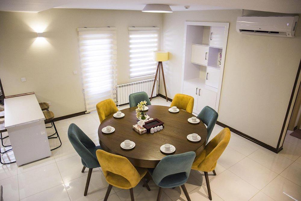 Toranj Matin Apartment Hotel in Ramsar