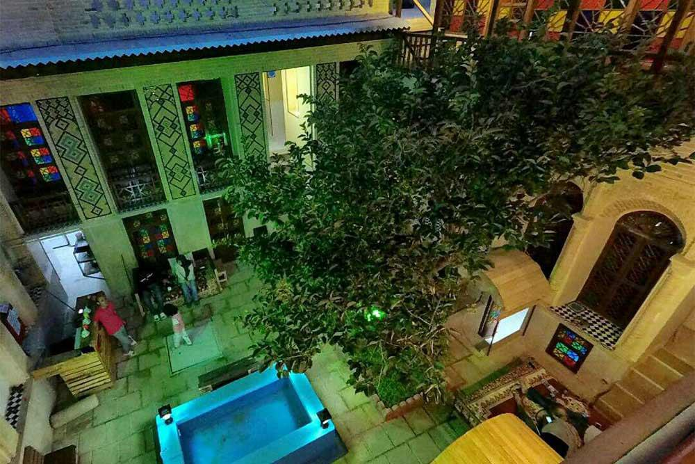 Niayesh Boutique Hotel in Shiraz