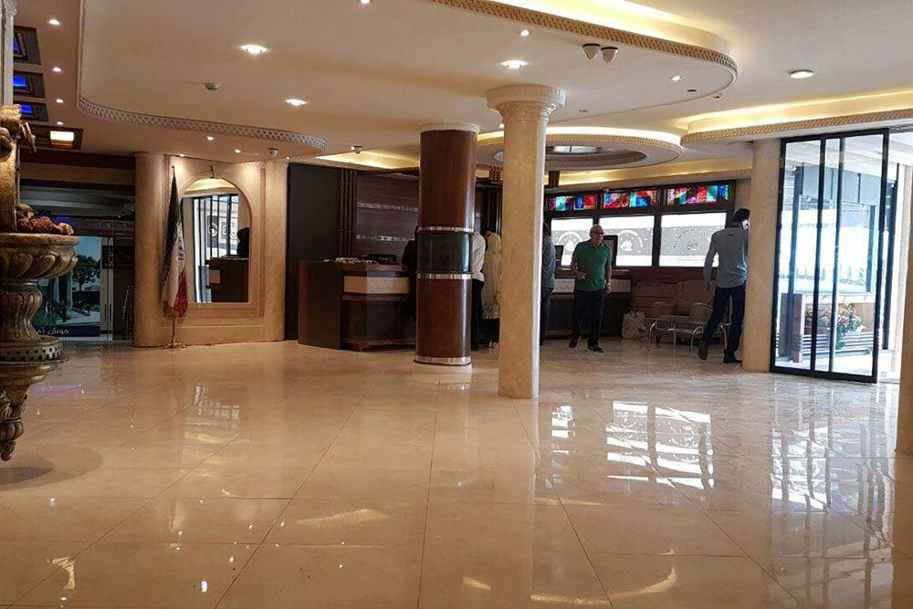 Sadra Hotel in Shiraz