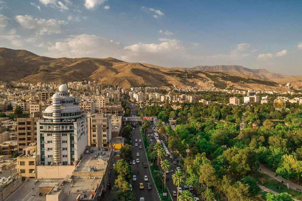 Setaregan Hotel in Shiraz