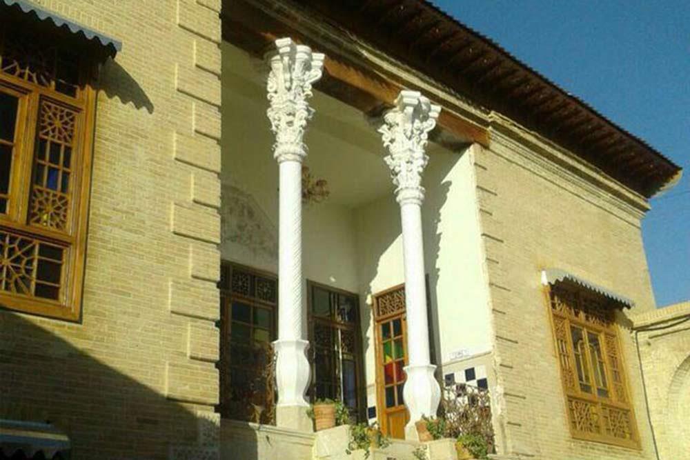 Si Rah House Ecolodge in Shiraz