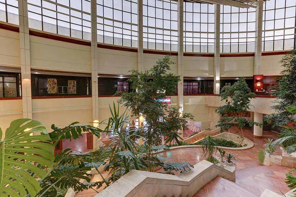 El-Goli Pars Hotel in Tabriz