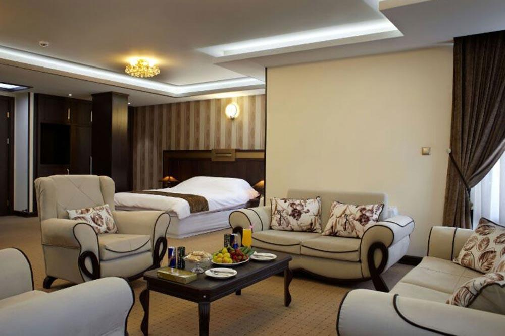 Gostaresh Hotel in Tabriz