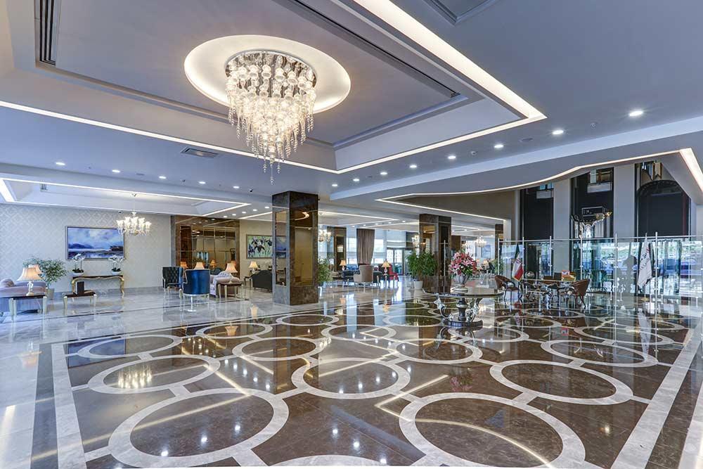 Kaya Laleh Park Hotel in Tabriz