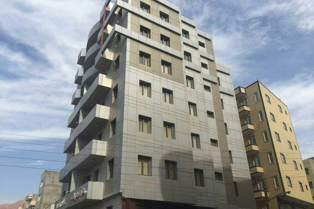 Roshdiyeh Hotel Apartment in Tabriz