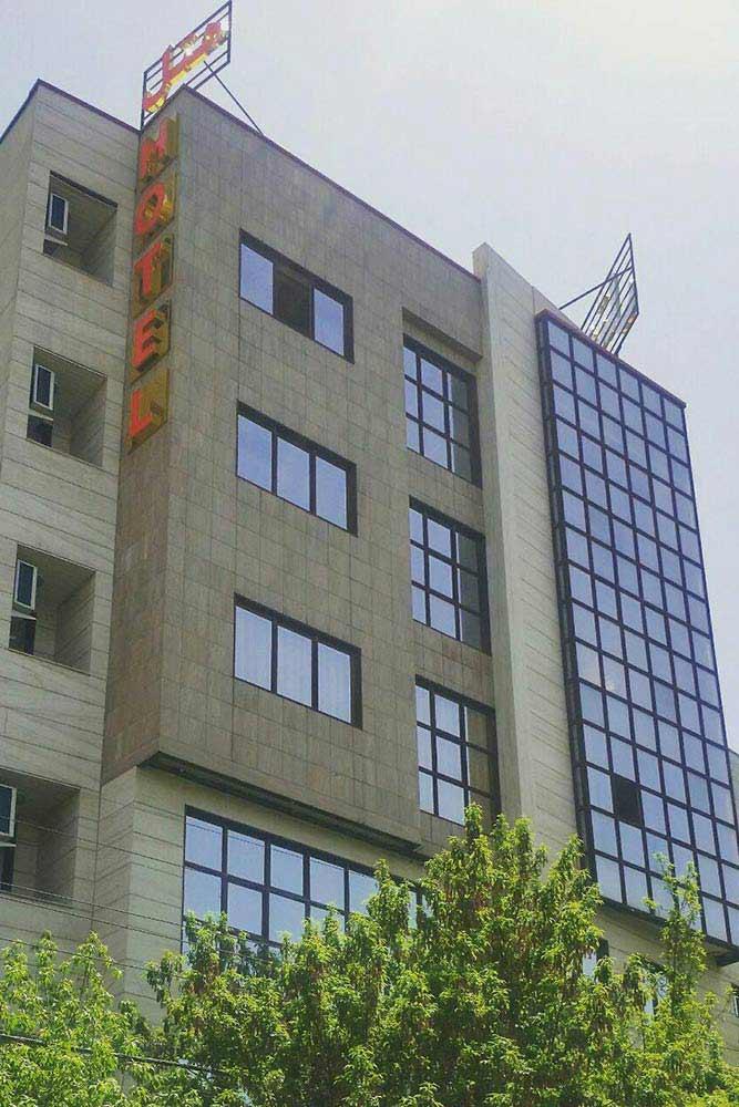 Saeb Apartment Hotel in Tabriz