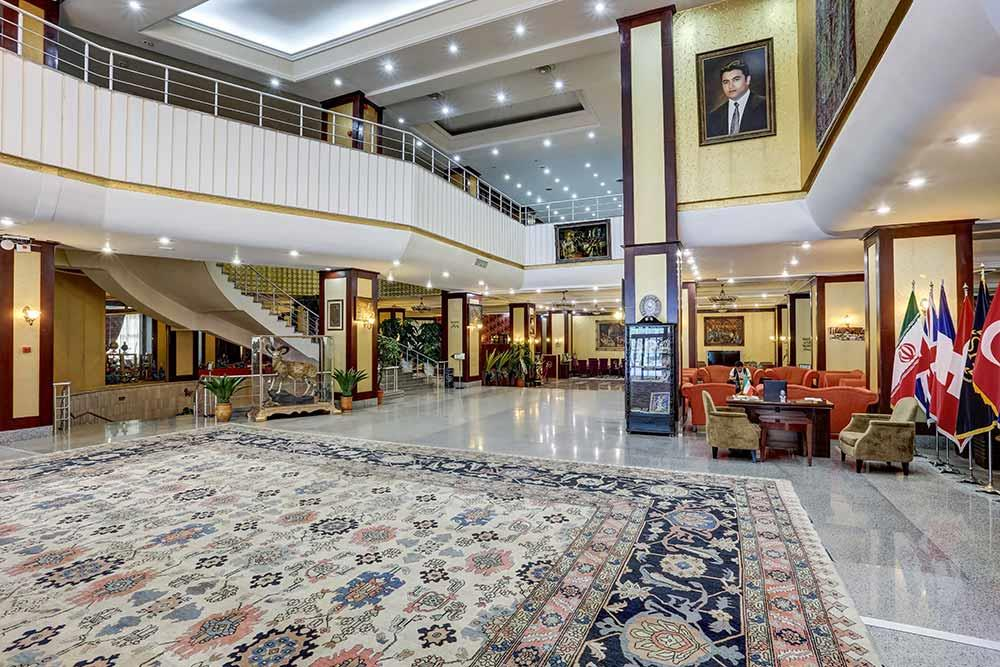 Shahryar International Hotel in Tabriz