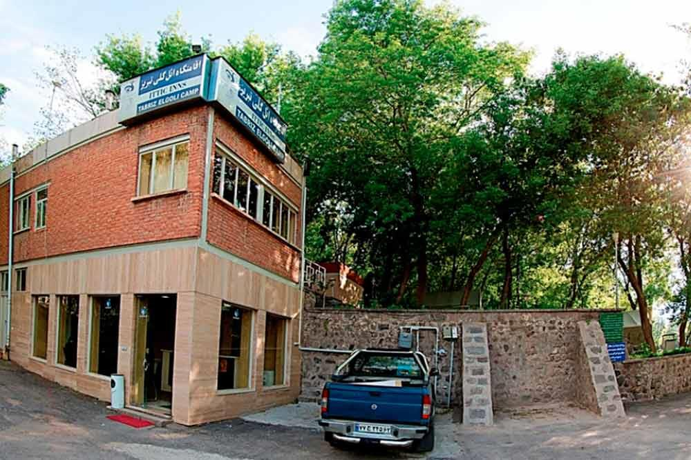 Tourist Hotel in Tabriz