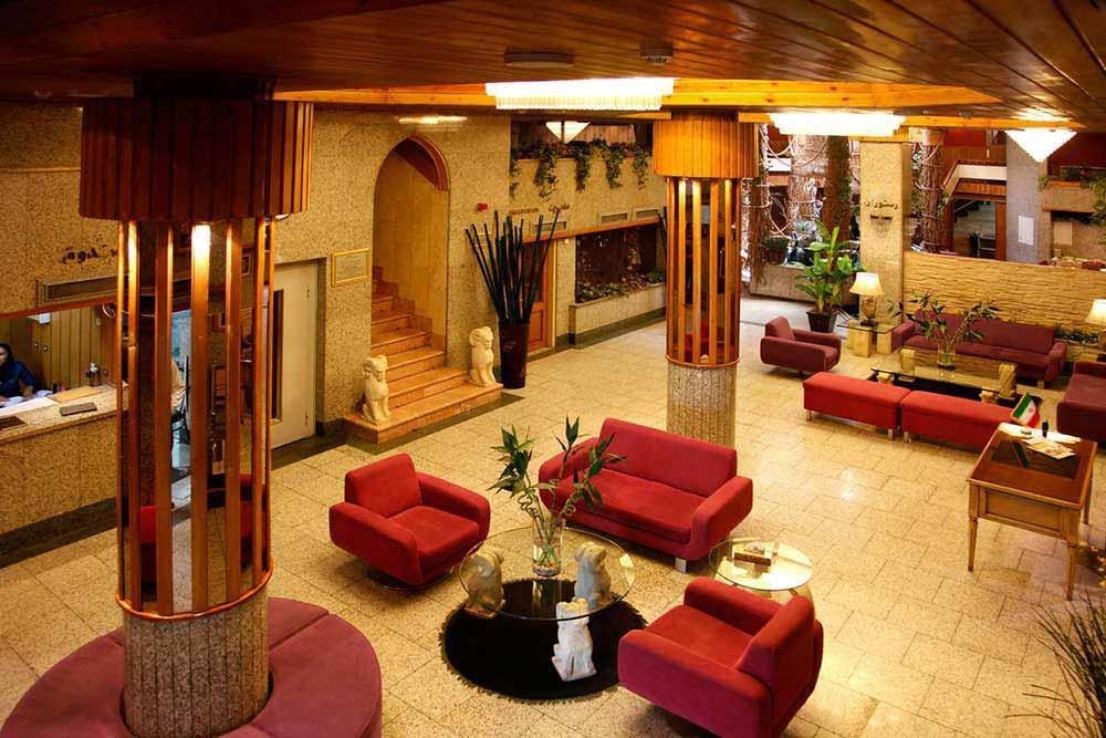 Amir Hotel in Tehran