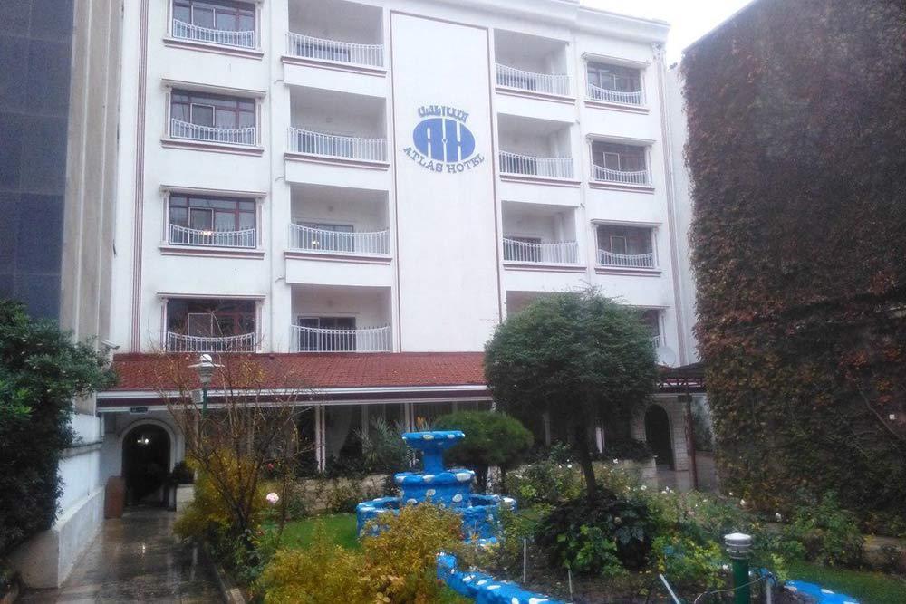 Atlas Hotel in Tehran